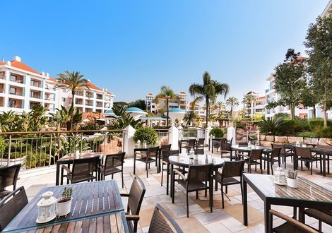Restaurant Rubi As Cascatas Golf Resort & Spa Vilamoura Vilamoura