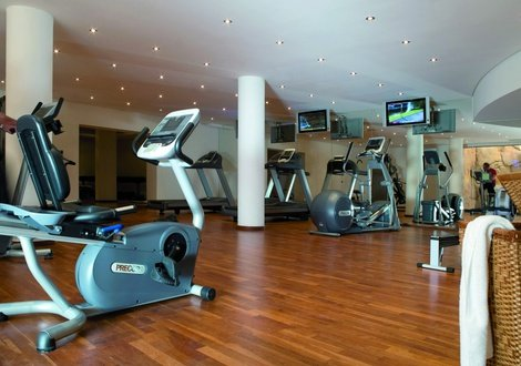 Gym As Cascatas Golf Resort & Spa Vilamoura Vilamoura
