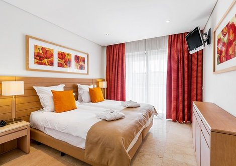 Chambre As Cascatas Golf Resort & Spa Vilamoura Vilamoura