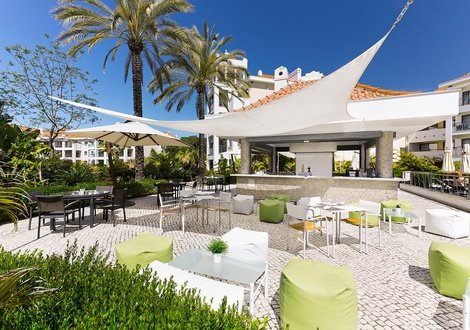 Restaurant Fresco As Cascatas Golf Resort & Spa Vilamoura Vilamoura
