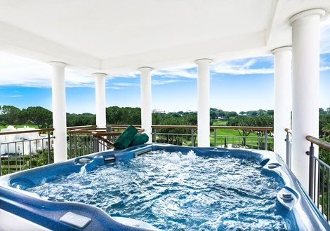 Jacuzzi As Cascatas Golf Resort & Spa Vilamoura Vilamoura
